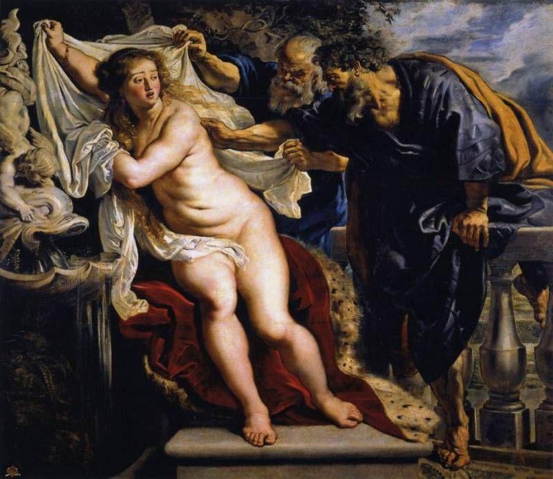 Легенда о Сусанне. Взгляд Рембрандта, фото № 2