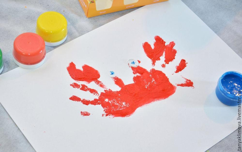 рисунок ладожкой