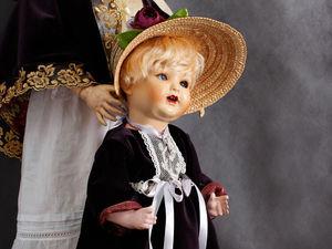 Крошка Сью от Heubach Kоppelsdorf. Ярмарка Мастеров - ручная работа, handmade.