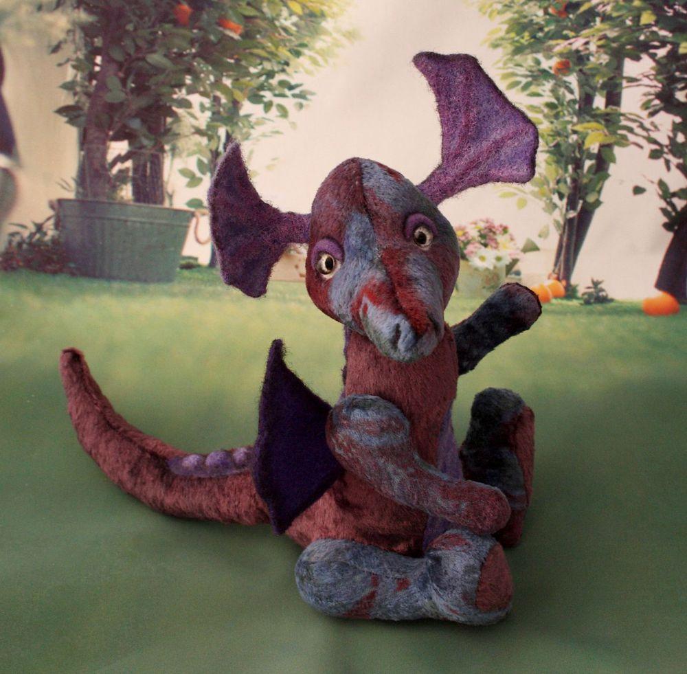 динозавр, персонажи мультфильмов