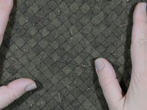 Видео мастер-класс: процесс изготовления решетки в технике «лыко». Ярмарка Мастеров - ручная работа, handmade.