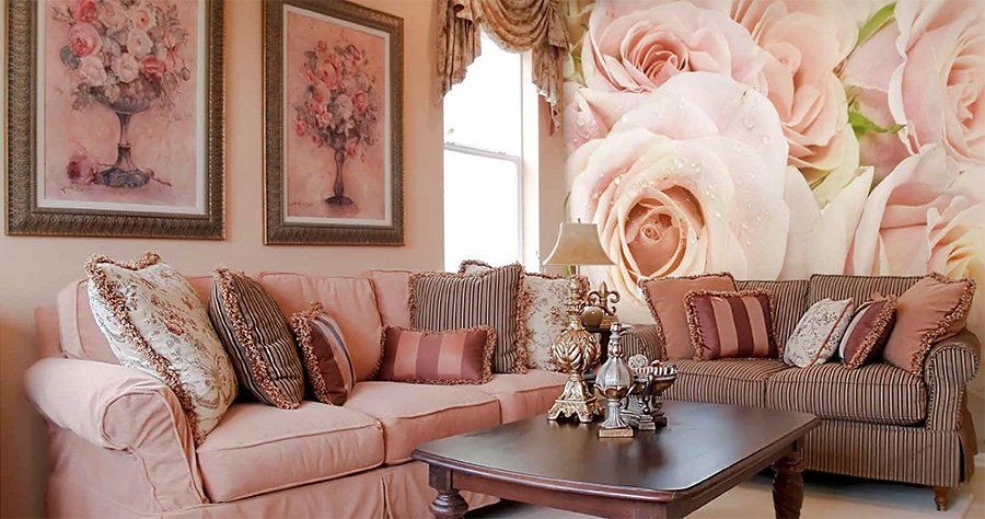 предлагаем цвет пыльной розы фото в интерьере старых фотографиях панорамой