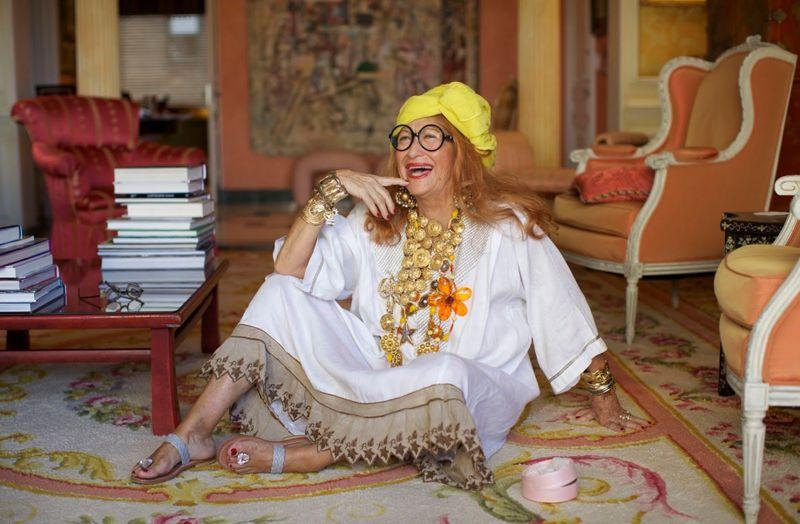 изумительная женщина, анонс аукциона