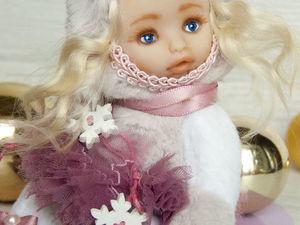 Акция на куколку! Только три дня 19-21 января. Ярмарка Мастеров - ручная работа, handmade.