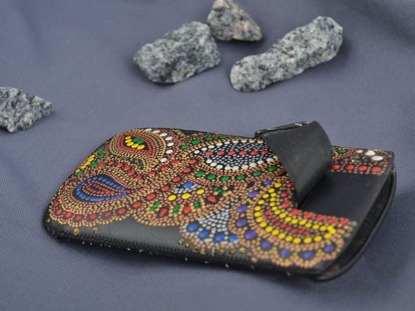 Кулон из полимерной глины. | Ярмарка Мастеров - ручная работа, handmade