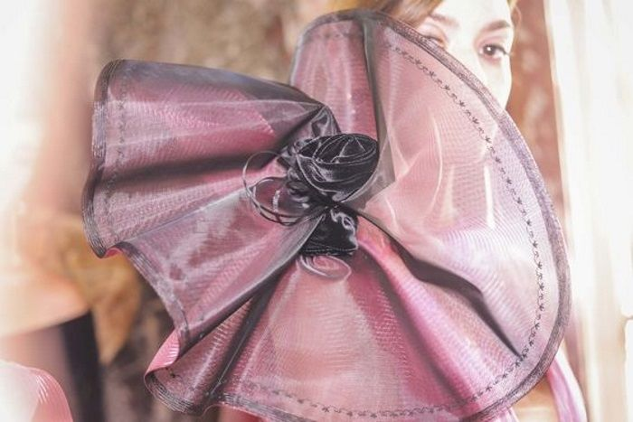 Осень в розовом свете. Коллекция ARMANI PRIVE осень-зима 2018