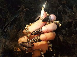 Наращивание или накладные ногти? Достоинства и недостатки. Ярмарка Мастеров - ручная работа, handmade.