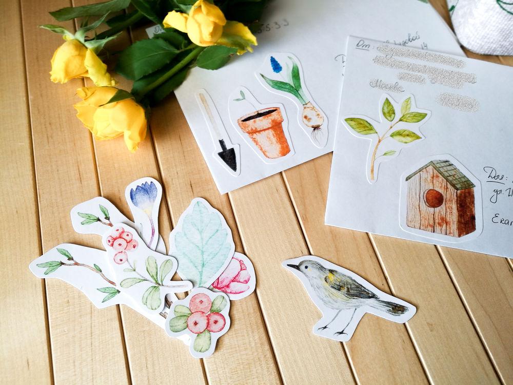 День почтовой открытки в доу