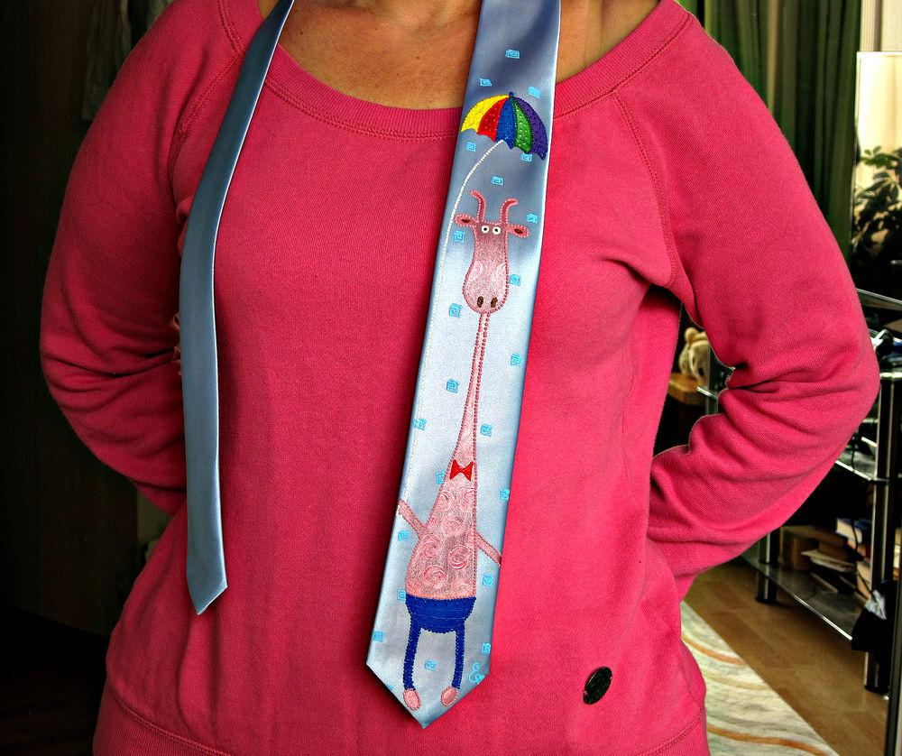 купить забавный галстук