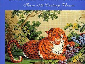 Вышивка животных и схемы вышивки в 19 веке Вена книга Раффаэллы Серены. Ярмарка Мастеров - ручная работа, handmade.