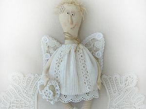 Новый ангел хранитель!. Ярмарка Мастеров - ручная работа, handmade.