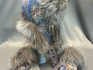 Новинки магазина - шапки ушанки и варежки в русском стиле. Ярмарка Мастеров - ручная работа, handmade.