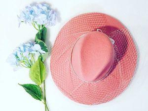 Шляпы по 2500. Ярмарка Мастеров - ручная работа, handmade.
