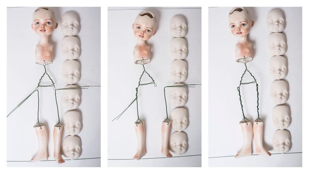 кукольные детальки