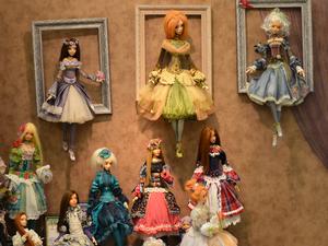 коллекция кукол | Ярмарка Мастеров - ручная работа, handmade