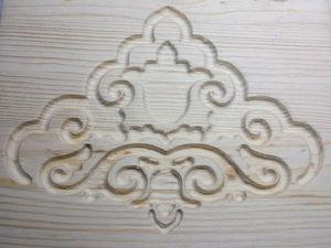 Сундук с национальным орнаментом. Часть 2. Образцы рельефа. Ярмарка Мастеров - ручная работа, handmade.