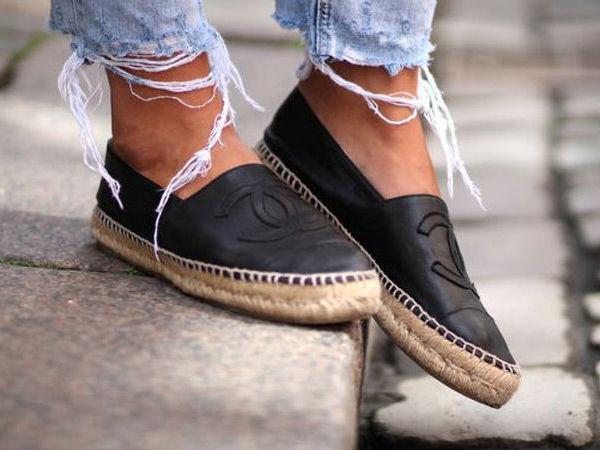 Эспадрильи: обувь бедняков, покорившая модный Олимп | Ярмарка Мастеров - ручная работа, handmade