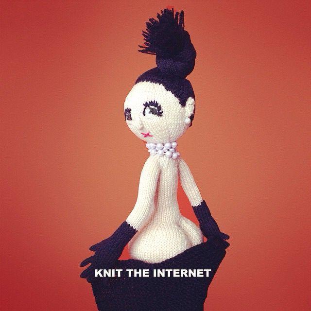 Knit Kardashian by Arne&Carlos  <a href=