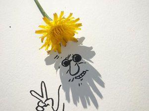 Искусство отбрасывать тени: необычные и забавные работы художника Vincent Bal. Ярмарка Мастеров - ручная работа, handmade.