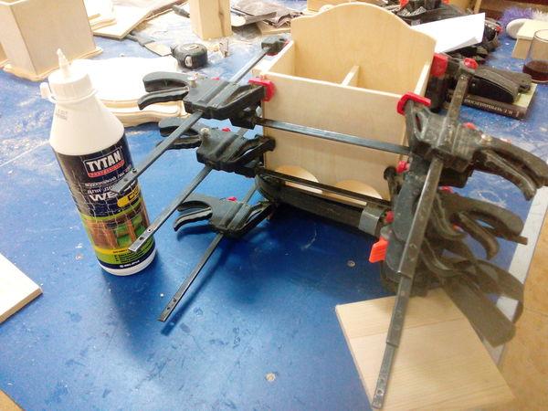 Склейка древесины | Ярмарка Мастеров - ручная работа, handmade