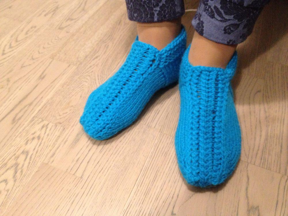 тёплые носочки
