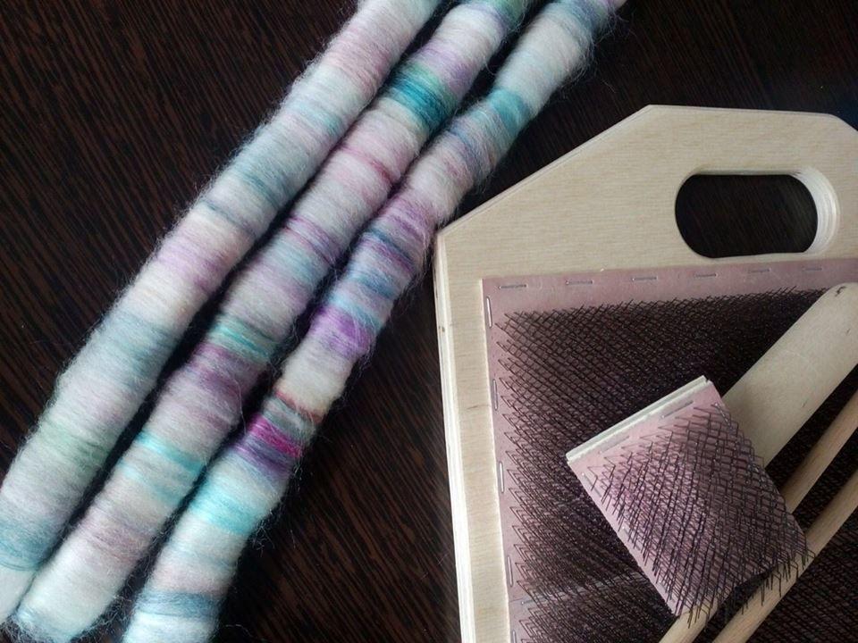 прядение на веретене, пряжа для вязания, евгения боброва