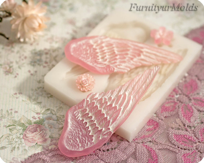 molds for polymer clay