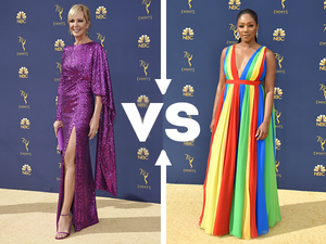 TOP 20 Best and Worst Garments of Emmy 2018. Livemaster - handmade