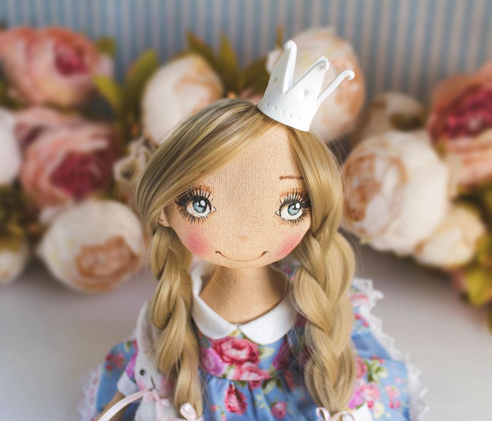 купить авторская кукла, купить игровая кукла, купить нежная кукла, купить кукла для детской