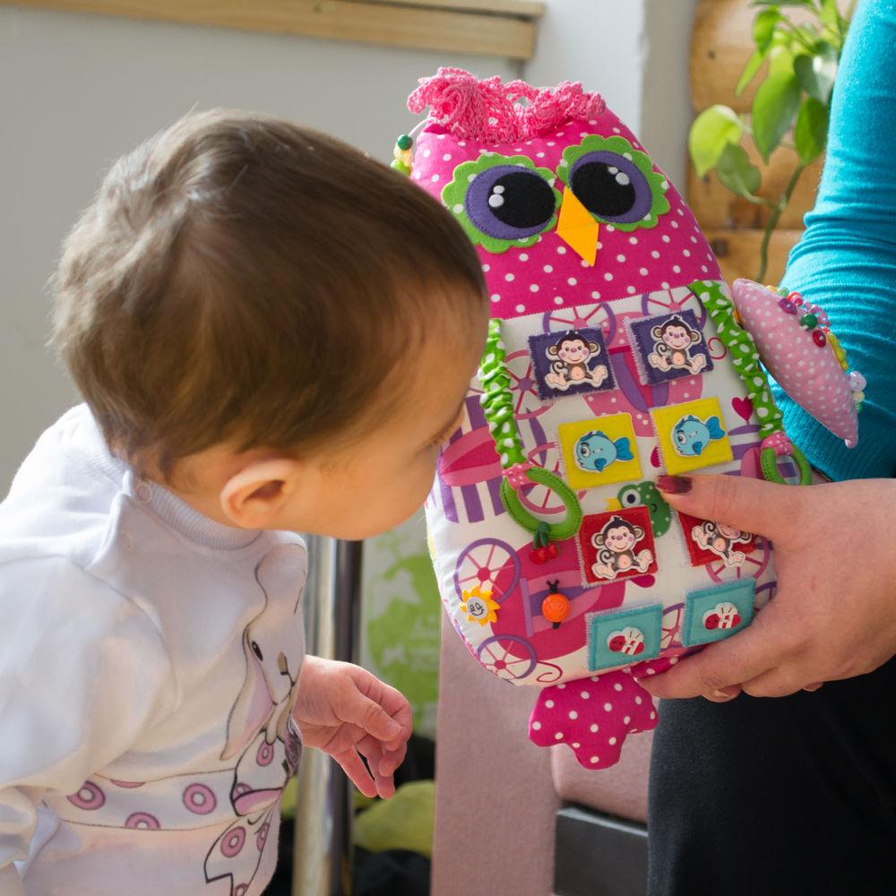развивающая игрушка сова, подарок мальчику, подарок ребенку, играем в мемори