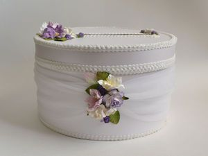 Аукцион на свадебный сундук!!! | Ярмарка Мастеров - ручная работа, handmade