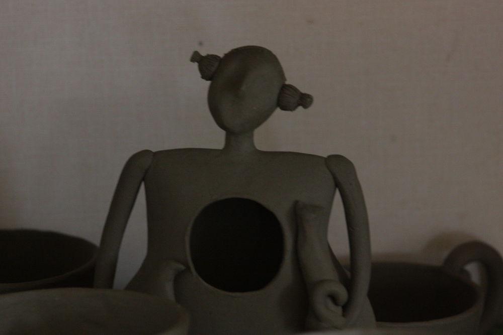 керамика, тюльнева ирина