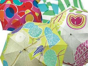 Картины под дождём – зонт как предмет искусства. Ярмарка Мастеров - ручная работа, handmade.