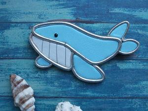 Создаем кожаные броши в морском стиле. Ярмарка Мастеров - ручная работа, handmade.
