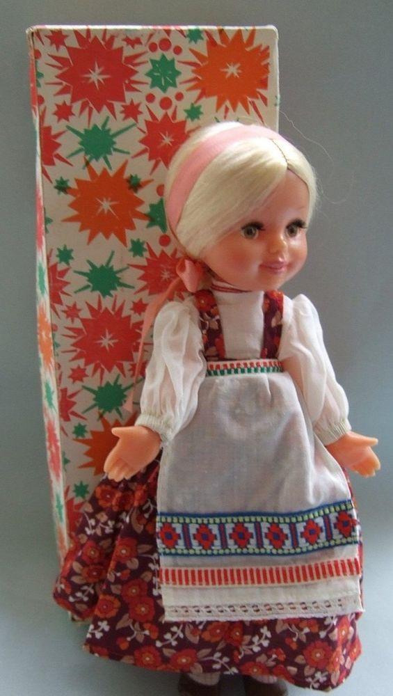Размышления о куклах в русском костюме