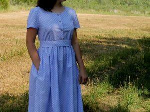 Эх,горохи!Платья-моя любовь. Ярмарка Мастеров - ручная работа, handmade.
