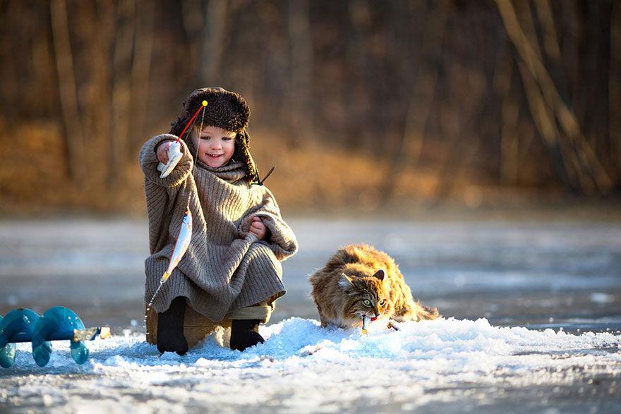 зимние фото