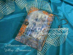 Акция. Распродажа шкатулок и ежедневников. Ярмарка Мастеров - ручная работа, handmade.