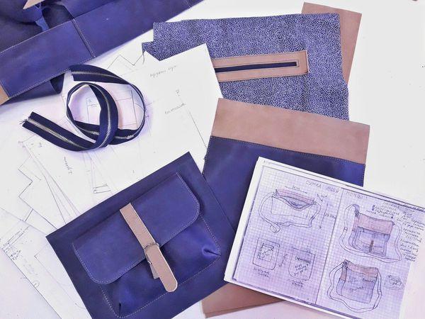 Конструирование сумок. 8-часовой онлайн-тренинг.   Ярмарка Мастеров - ручная работа, handmade