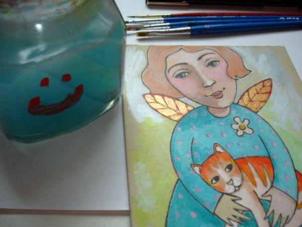 Художница Joy Williams, и ее теплое творчество
