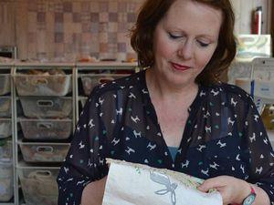 Крошечные сказки в текстиле: особенный взгляд на мир в «наивном» творчестве Hens Teeth. Ярмарка Мастеров - ручная работа, handmade.