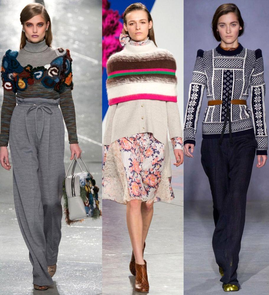 Джемпер, свитер, пуловер — что это? Откуда такие названия и зачем, фото № 13