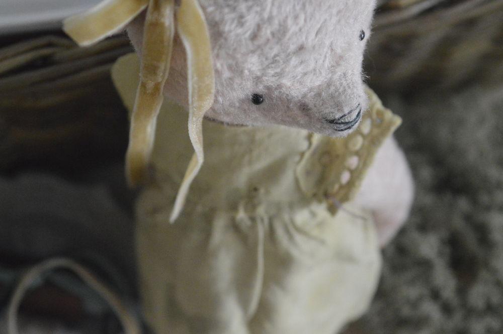 мишки тедди, плюшевый мишка, листья, мишка в подарок, осенний декор, интерьерная игрушка