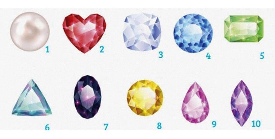 тест, про драгоценные камни, интересное, драгоценные камни, тестирование, психологические тесты, про ювелирку, ювелирные изделия, ювелирные украшения, узнай себя, про камни