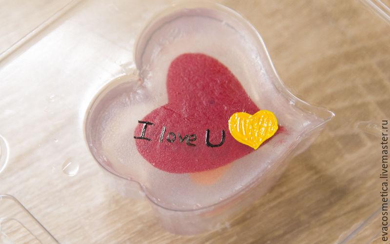 роспись по мылу, любовь