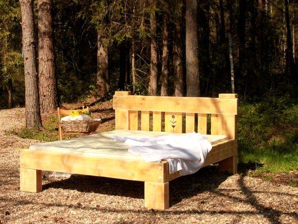 Новая кровать для Анны | Ярмарка Мастеров - ручная работа, handmade