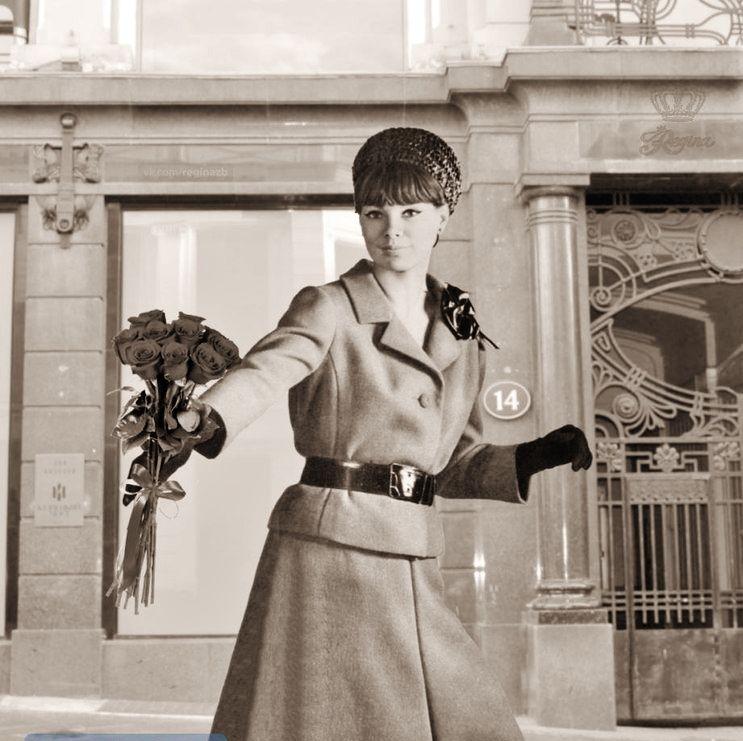 фото королевы в советские времена профиль пансионата заболевания