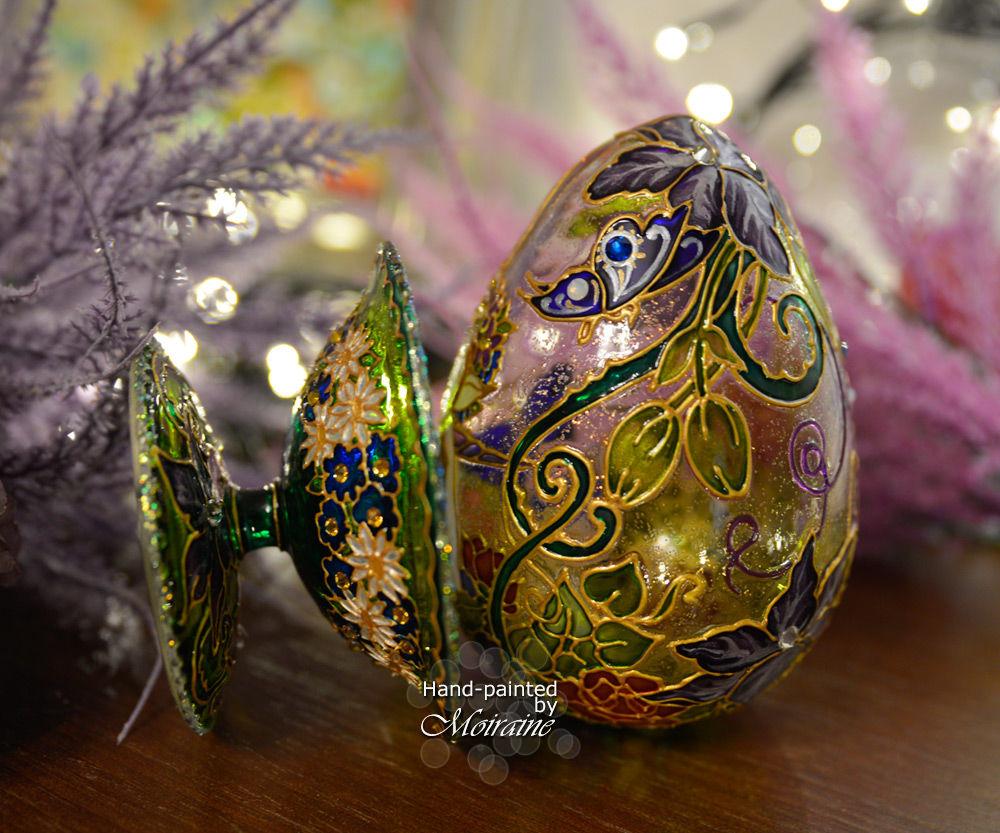 интерьерное яйцо