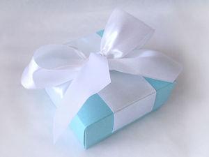 Делаем подарочную коробочку из бумаги. Часть 2 | Ярмарка Мастеров - ручная работа, handmade