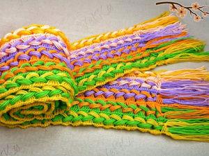 Нестандартные Приемы Вязания | Ярмарка Мастеров - ручная работа, handmade